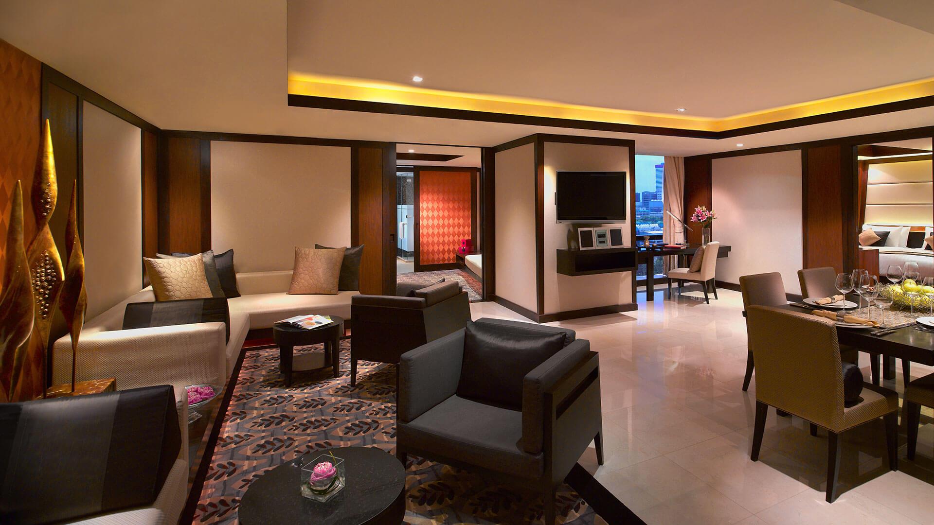 公寓3&4(起居室)