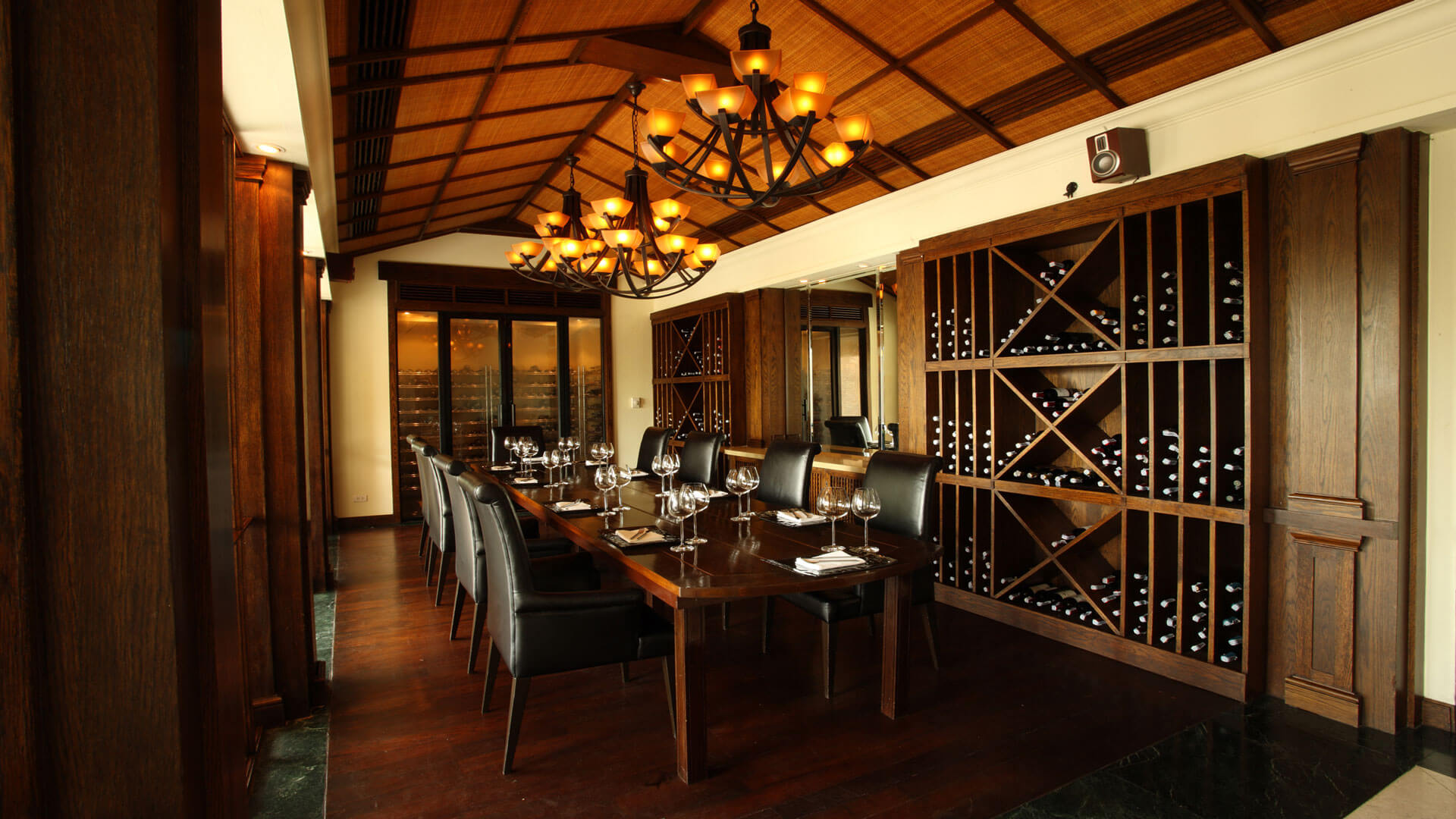 Wine Rack Room