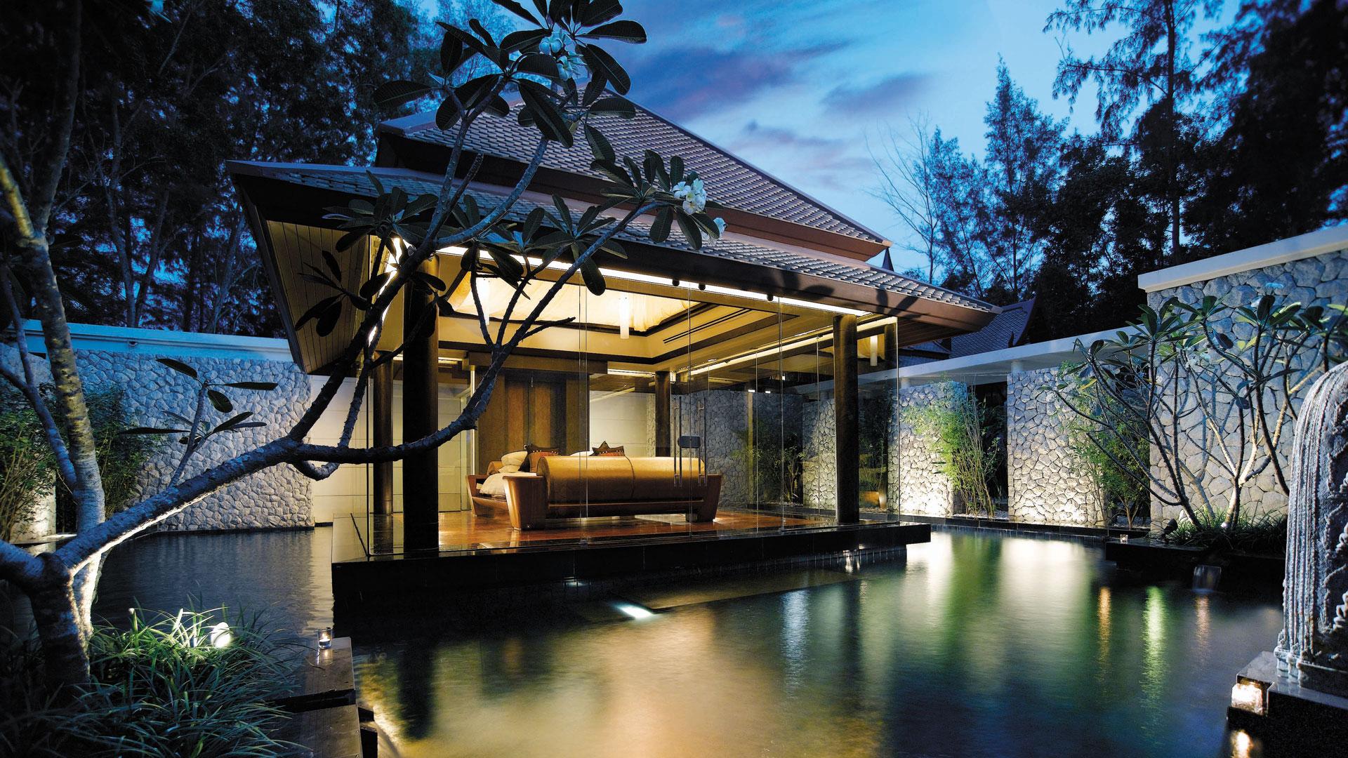 One-Bedroom DoublePool Villas (MASTER BEDROOM 1)