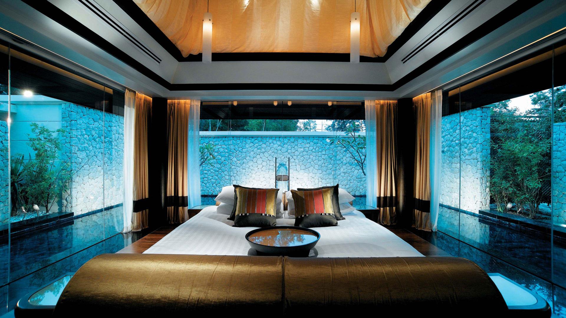 One-Bedroom DoublePool Villas (MASTER BEDROOM 2)