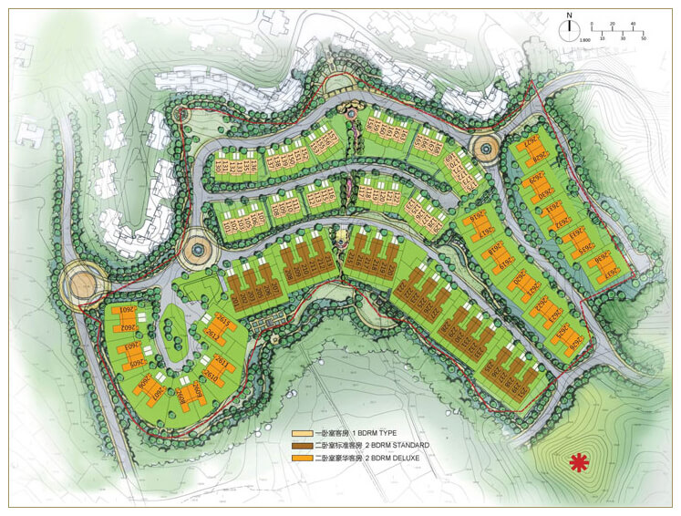 huangshan-villa-siteplan